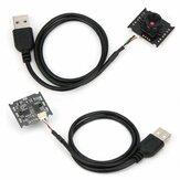 HBV-W202012HD USB камера Модуль HD USB-интерфейс для WinXP / Win7 / Win8 / Win 10 / OS X / L inux / Android 1280x720P