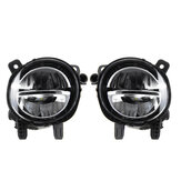 Pair Front LED Fog Light Lamp For BMW F20 F22 F30 F35 LCI 1 2 3 4