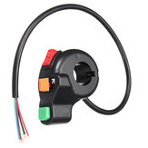 7/8inch 22mm Motorcycle Handlebar Control Switch Light Horn Indicator