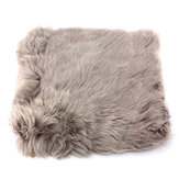 Winter Car Seat Cover Cushion Sofa Wool Warmer Pad Universal for SUV Home Office