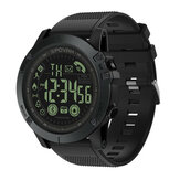 HONHX Casual bluetooth 4.0 Luminous Display Sport Monitor Camera Remote Wodoodporny męski zegarek na rękę Smart Watch