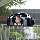 КубокдлявсасыванияАвтоПереднеелобовое стекло Безопасность Детское зеркало Dashboard Child Монитор Регулируемое