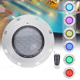 35W 360 LED RGB Underwater Swimming Pool remoto Control impermeabile