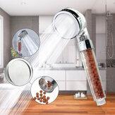 Banyo Booster SPA Anyon Su Tasarrufu Elde Taşınabilir Yağmur Duş Başlığı Nozulu