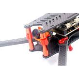 F2-Mito GS Rahmen Satz Ersatzteil 3D-Druck FPV Micro Kamera Fixed Mount für RC Drone