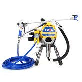 110/220V 2500W High Pressure Electric Airless Paint Sprayer Machine Wall Spray Guns
