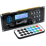 2.1 Bluetooth Car Audio Decoder Board MP3-Player Decoder-Modul mit USB-Aux DIY für Verstärker Board Home Theater