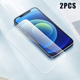 Bakeey 2PCS HD Clear 9H Anti-Explosion Anti-Scratch Tempered Glass Screen Protector for iPhone 12 Pro / 12 / 12 Pro Max / 12 Mini