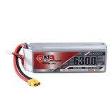 Gaoneng GNB 11.1V 6300mAh 40C 3S Lipo Bateria XT60 / XT90/T Plug para FPV RC Racing Drone