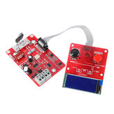 NY-D03 100A/40A Spot Welder Time and Current Controller Dual Pulse Control Board LCD Display