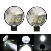 12V-80V 20W 6000K 3 Inch LED Work Fog Spot Light Headlight Waterproof For Motorcycle Car Truck Boat Marine