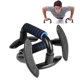 KALOAD Saya berbentuk Fitness Push Up Stand Fitness Equipment Gym Home Muscle Training Push Up Bars