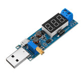 DC 3.5- 12V à DC 1.2-24V DC-DC USB Module d'alimentation Step Up / Down Module d'alimentation réglable Boost Buck Convert
