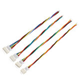 3pin/4pin/5pin/6pin Silicone SH1.25mm FPV Cable for Racing Camera Transmitter