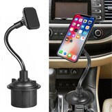 Universal 360° Magnetic Adjustable Mount Car Phone Holder Stand Cradle For Cell Phone