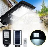 100W LED Solar Sokak Lambası Radar Hareketi Sensör Güç Paneli Duvarı Lamba Outdoor Bahçe IP65 Dekoru Uzakdan Kumanda ile