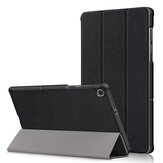 Tri-Fold Pringting Tablet Case Cover for Lenovo Tab M10 Plus Tablet