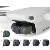 Camera Lens Filter Adjustable ND4/ND8/ND16/ND32/ND64-PL CPL Combo Set for DJI Mavic Mini Drone