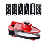Kitchen Multi-Functional Vegetable Manual Slicer Vegetable Fruit Cutter Stainless Steel Mandoline Onion Peeler Carrot Grater Dicer Kitchen Accessories