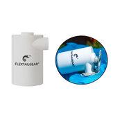 FLEXTAILGEAR Max Pump 2020 Ultraleve USB Recarregável À Prova D 'Água Bomba de Ar Inflar Deflate para Natação Anel Camping Pad Colchão