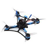 BETAFPV TWIG XL 3 pulgadas 2-4S 12A Controlador de vuelo AIO 1404 3800KV Motor Sin escobillas BNF Palillo de dientes FPV Racing Drone