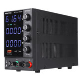 Wanptek DPS605U 110V/220V 4 Digits Display Adjustable DC Power Supply 0-60V 0-5A 300W USB Fast Charging Laboratory Switching Power Supply