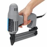 OW-F30 Eléctrico Recto Uña Grapadora para trabajar la madera herramienta Eléctrico Uñaer Kit de grapadora Grapadora eléctrica 5-30MM