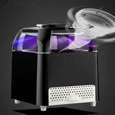 Dyspersyjna komara LED Fotokatalizator Bezpieczeństwo Lampa zabójcy komarów Elektroniczny USB Odstraszacz owadów Światło