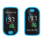 Digital Pulse Oximeter Finger Clip Heart Rate Monitor Oximetro Household SpO2 Monitor Oxymetre Finger Clip Heart Rate Monitor