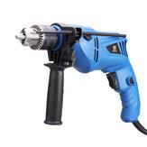 Perceuse électrique à percussion rotative électrique Hammer perceuse électrique 13 MM 2 outils multiples à vitesse continue avec jauge de profondeur