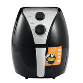 5L Air Fryer Rapid Healthy Cooker Oven Low Fat Oil Free 220-240V-Black