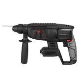 12000 rpm 1350 W sem escova recarregável elétrica Hammer Broca Heavy Duty Impact Broca Metal Madeira Plástico Broca Ferramenta de corte para Makita 18V Bateria