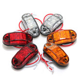 Voiture LED Side Marker Light Car Remorques RV Liquidation Lampe E-marqué Dot