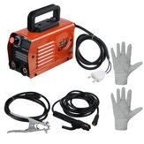 120A Portable Mini Electric Welding Machine Display ACR/ZX7/IGBT/MMA DC Inverter Welder Weld Tool