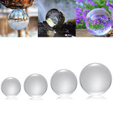50/100/120 / 150mm K9 Crystal Photography Lens Ball Photo Prop Background Decor Presentes de Natal