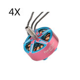 4PCS Racerstar AirA 2508 BP Edition 5 ~ 6S 1200KV motor para Mark4 5/6/7 pulgadas de largo alcance RC Drone FPV Racing MultiRotors