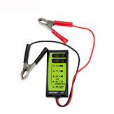 ALL SUN GK503 12V Auto Battery Tester for Charger/Alternator/Battery Check LCD Digital Battery Test Analyzer Alternator Cranking Check
