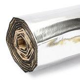 Isolation de bouclier thermique de voiture d'insonorisation de pare-feu de 43Sqft amortissant l'isolation phonique de coton