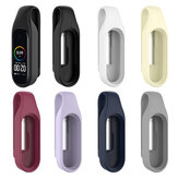 Bakeey Watch Silicone Clip Watch Strap for Xiaomi Miband 5 Non-original