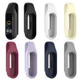 Bakeey Watch Silicona Correa de reloj con clip para Xiaomi Miband 5 No original