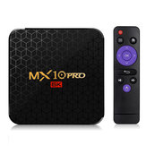 MX10 Pro Allwinner H6 4GB RAM 32GB ROM 2.4G WIFI Android 9.0 6K 4K TV Box