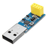 OPEN-SMART USB To ESP8266 ESP-01S LINK V2.0 Wi-Fi Adapter Module w/ 2104 Driver