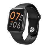 [Blood Oxygen Monitor]Bakeey P80 PRO 1.54' Full Touch Screen BT5.0 bluetooth Call Blood Pressure Heart Rate Monitor Multiple Dial SOS Smart Watch