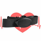 Spovan HR03 Smart Heart Rate Belt bluetooth Real-Time ECG Monitor Fitness Band Sports Cycling Chest Strap