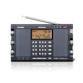 TECSUN H-501 FM LW MW SW SSB Full-band radio DSP Digitale stereo-computer Luidspreker Misic Player