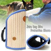 ジュート犬の咬傷保護アームスリーブ練習若い犬の警察Schutzhund
