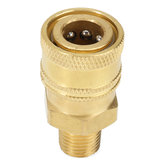 1/4 inch mannelijke NPT Quick Coupler Socket Messing Drukwasmachine Coupling 4000PSI