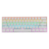 [Kailh BOX Switch] Anne Pro 2 61 Keys Mechanical Gaming Keyboard 60% NKRO bluetooth 4.0 Type-C RGB Keyboard