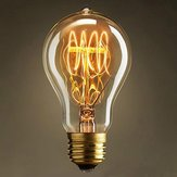 3X Incandescent Bulb E27 40W 220V Retro Edison Style Light Bulbs