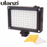 Ulanzi 96LED LED فيديو ضوء Photo Studio On-camera ضوء with Hot shoe